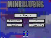Игра Mine Blocks