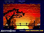 Игра Пули и железный голем