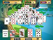 Игра Пасьянс джунглей
