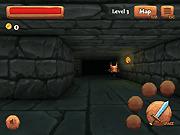 Игра Берегись - страшная 3D игра