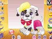 Игра Мой небольшой щенок