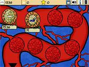 Игра Соедини паразитов