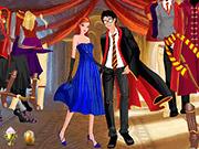 Игра Волшебная Одевалки пара