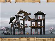 Игра Адская катапульта: Перестрой и разрушь