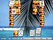 Игра Тропический пасьянс