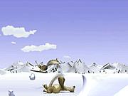 Игра Ледниковый период скачок Scrat