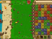 Игра Фокусник против Викингов: битва щелчками