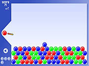 Игра Из пушки по воздушным шарам