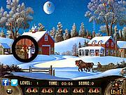 Игра Снайпер: Рождественские колокольчики