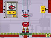 Игра Лаборатория Роботов Микки