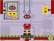 Игра Робот Микки
