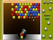 Игра Цветной пасьянс шариков