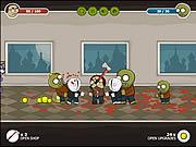 Игра Тормоз против Зомби 2
