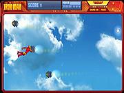 Игра Железный человек - лётное испытание