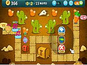 Игра Морковная фантазия 2: пустыня