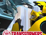 Игра Transformeri: Roboti v kletke