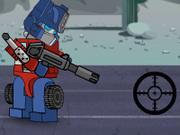 Игра Transformeri protiv Zombi