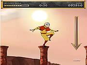 Игра Аватар: воздушное приключение