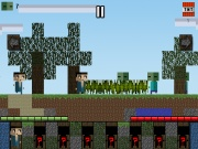 Игра Симионс Майнкрафт - Защита