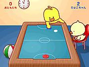 Игра Аэрохоккей с Цыпой