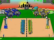Игра Войны роботов