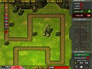Игра Пограничная защита - первое нападение