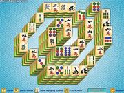 Игра Спираль маджонг