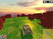 Игра Тяжелые 3D танки