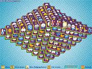Игра Погода: Маджонг пирамида