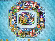 """Игра Логотип сайта: Маджонг """"В яблочко"""""""