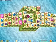 Игра Морская Жизнь: Маджонг. Великая Китайская Стена
