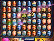 Игра Пасха соответствующие яйцо