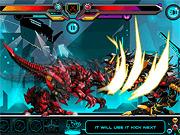 Игра Боевой робот Тирекс