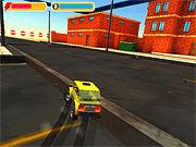 Игра Игрушечный автомобильный симулятор