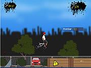 Игра Стиль BMX