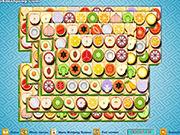Игра Маджонг: фруктовый