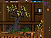 Игра Побег из деревянного зоопарка