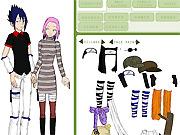 Игра Пара нарядов, чтобы одеть Наруто