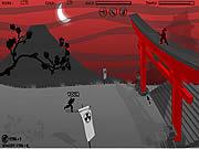 Игра Луна крови охотника ниндзя