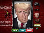 Игра Трамп смешное лицо 2