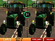 Игра Fresco Tractores 7 Diferencias