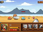Игра Петух-Воин