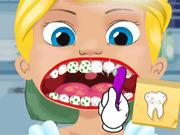 Игра Принцесса у стоматолога