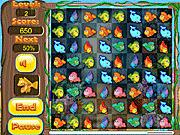 Игра Подводный рыбы головоломки