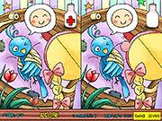 Игра Эмма и маленькая Синяя птица