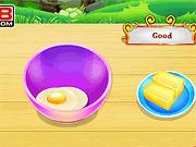 Игра Готовим печенье для животных