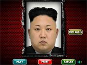 Игра Ким чен ун смешные лица