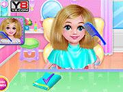 Игра Прическа детский салон