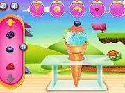 Игра Мороженое Ледяная фантазия