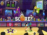 Игра Никелодеон: Звёзды Баскетбола